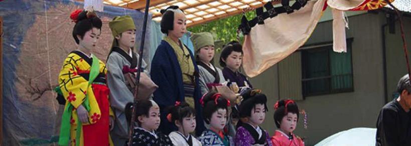 だんじり子供歌舞伎