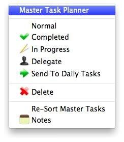 Master Task Planner