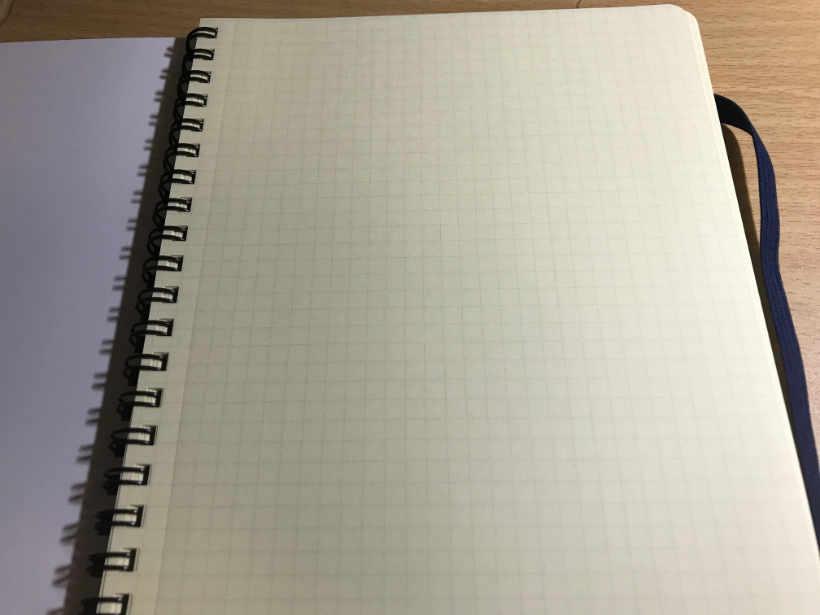 ノートの特徴
