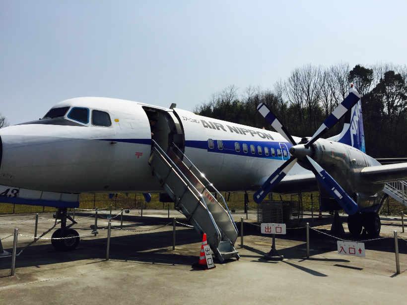 日本航空機製造のYS-11