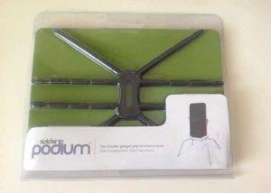 spiderpodium