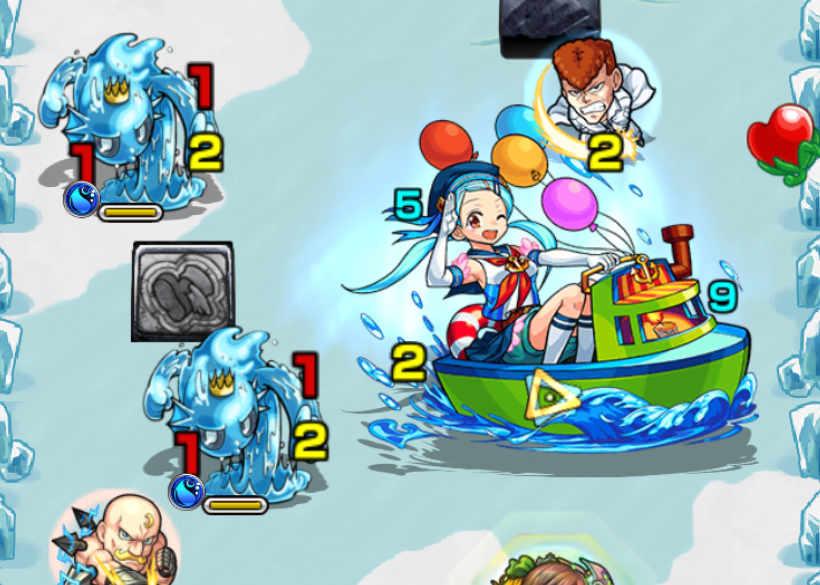 水兵リーベの愛船物語【究極】の攻略デッキと立ち回り