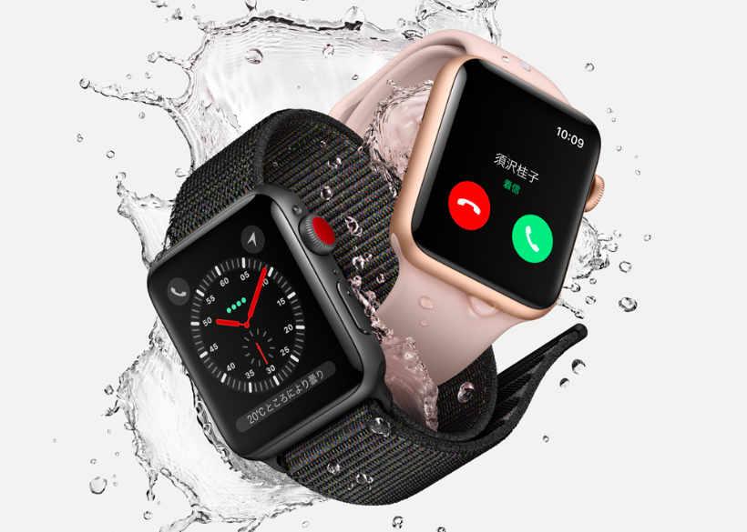 Apple Watch Series3の発表内容のまとめ