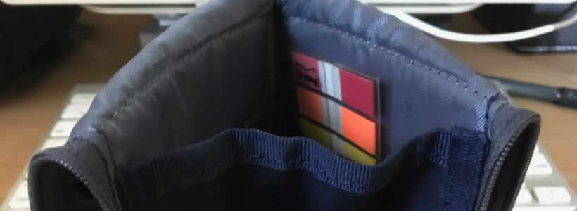 ペンスタンドになる筆箱『ネオクリッツフラット』の使用感