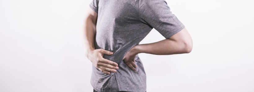 妻が腰から片側の太ももに痺れを感じて診断した結果