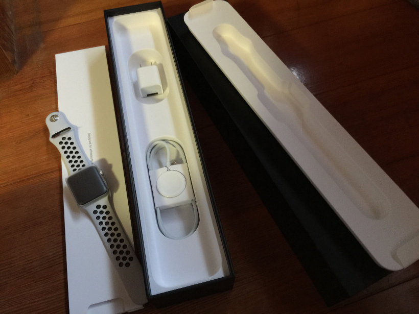 applewatch series3内容品