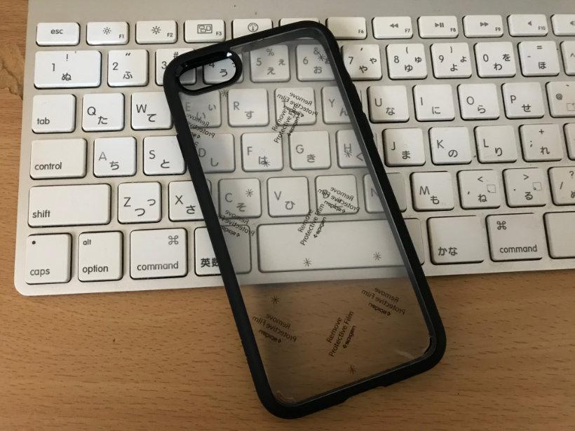 spigen iPhone8/7用