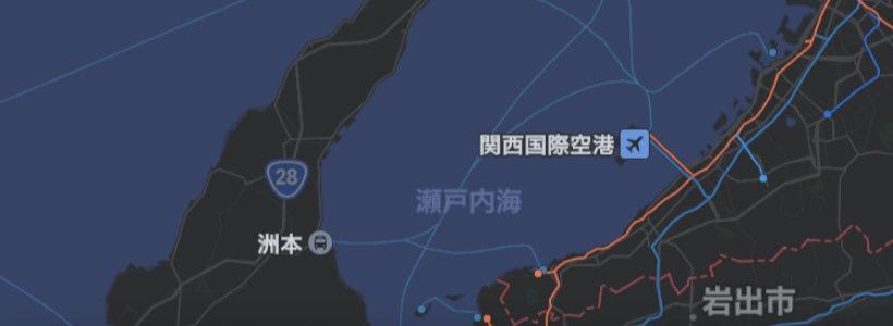 Ios13 MapApp