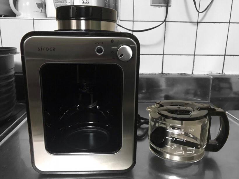 コーヒーメーカー本体