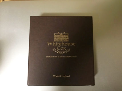 Whitehouse Cox 財布