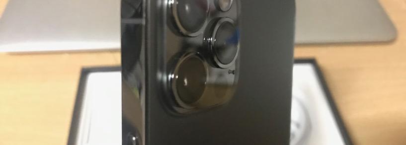 Iphone12pro 初期設定